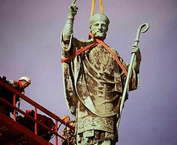 san-martin-estatua