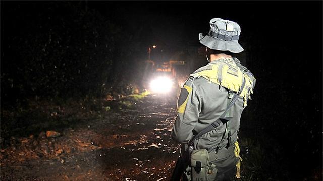 La masacre de ocho personas ocurrió el pasado 3 de octubre. Foto: Colprensa