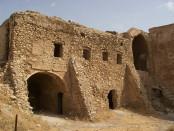 El grupo Estado Islámico redujo a escombros el monasterio cristiano más antiguo de Irak