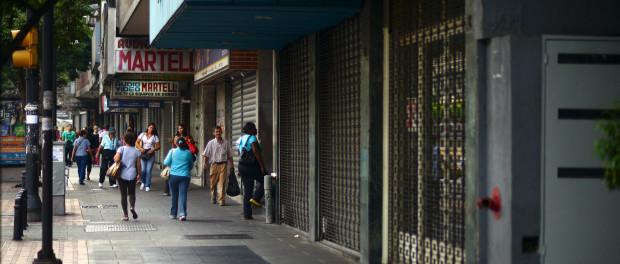 Apagones impactan la economia de Venezuela