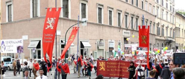 marcha italia TFP