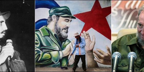 Muere Fidel