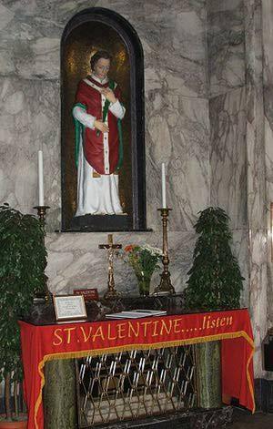 San Valentin II