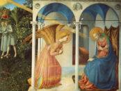 Anunciación a la Virgen María | Fra Angelico