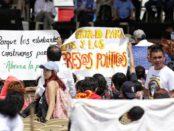 Acto dejación de armas FARC - Engaño al País