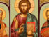 Cristo con San Pedro y San Pablo