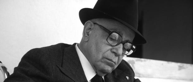Dr. Plinio Correa de Oliveira