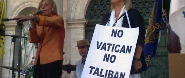 Abortista en Iglesia Católica