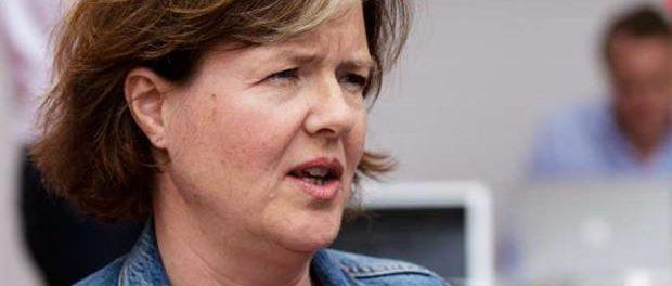 La ex ministra sueca y actual directora de SIDA, Carin Jämtin
