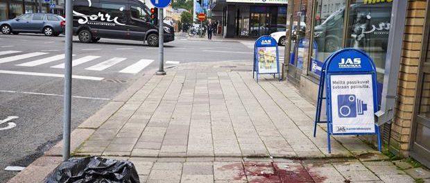Ataque Finlandia