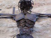 Crucifijo Blasfemo