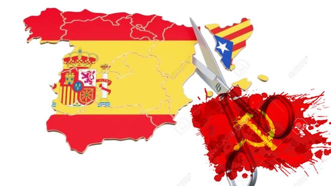 España vs Cataluña