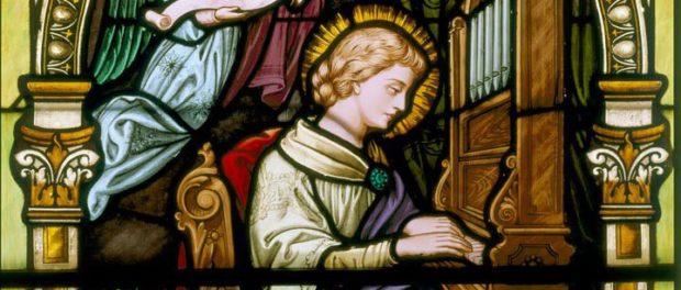 Santa Cecilia Martir