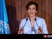 Directora de UNESCO