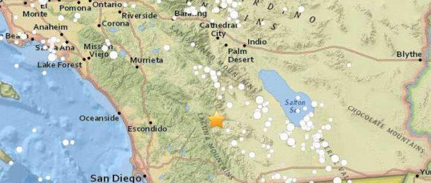 Temblor California