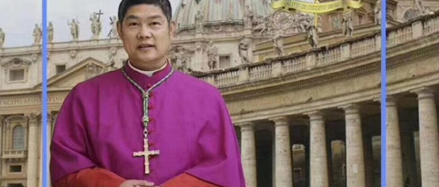 Monseñor Shao Zhumin