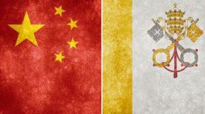China y el Vaticano